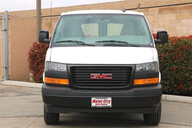 2020 GMC Savana 3500 4x2, Adrian Steel Upfitted Cargo Van #C20016 - photo 3
