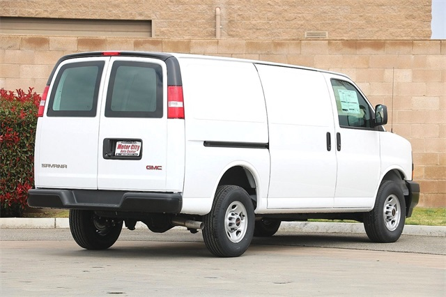 2020 GMC Savana 3500 4x2, Adrian Steel Upfitted Cargo Van #C20016 - photo 10