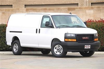 2020 GMC Savana 3500 4x2, Adrian Steel Upfitted Cargo Van #C20016 - photo 5