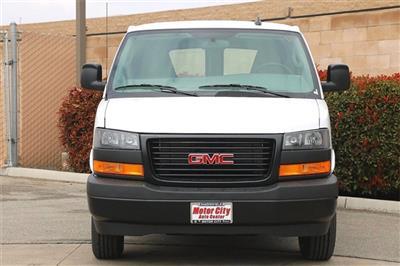 2020 GMC Savana 3500 4x2, Adrian Steel Upfitted Cargo Van #C20016 - photo 4