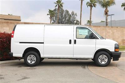 2020 GMC Savana 3500 4x2, Adrian Steel Upfitted Cargo Van #C20016 - photo 8