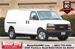 2020 GMC Savana 3500 4x2, Adrian Steel Upfitted Cargo Van #C20016 - photo 1