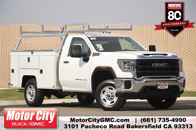 2020 GMC Sierra 2500 Regular Cab 4x2, Cab Chassis #C20034 - photo 1