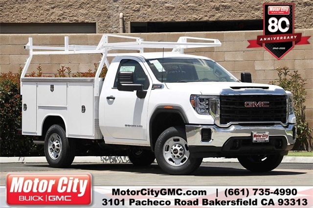 2020 GMC Sierra 2500 Regular Cab 4x2, Cab Chassis #C20035 - photo 1