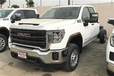 2020 GMC Sierra 2500 Double Cab 4x2, Cab Chassis #C20064 - photo 2