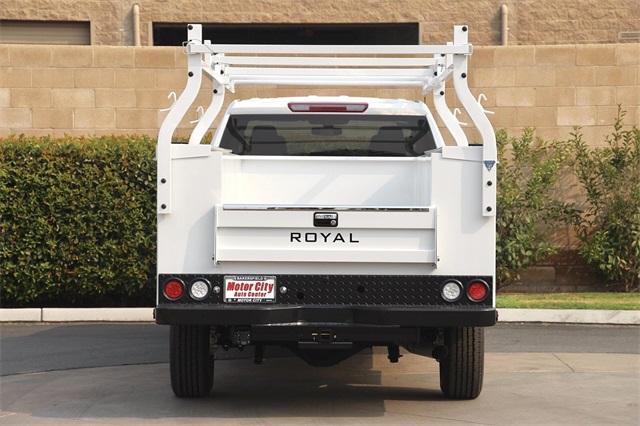 2020 GMC Sierra 2500 Double Cab 4x2, Royal Service Body #C20076 - photo 8