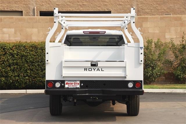 2020 GMC Sierra 2500 Double Cab 4x2, Royal Service Body #C20077 - photo 8
