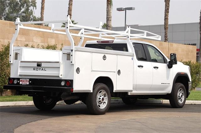 2020 GMC Sierra 2500 Double Cab 4x2, Royal Service Body #C20083 - photo 2