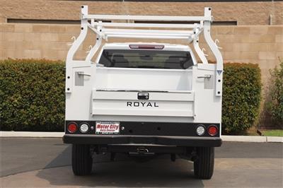 2020 GMC Sierra 2500 Double Cab 4x2, Royal Service Body #C20086 - photo 8