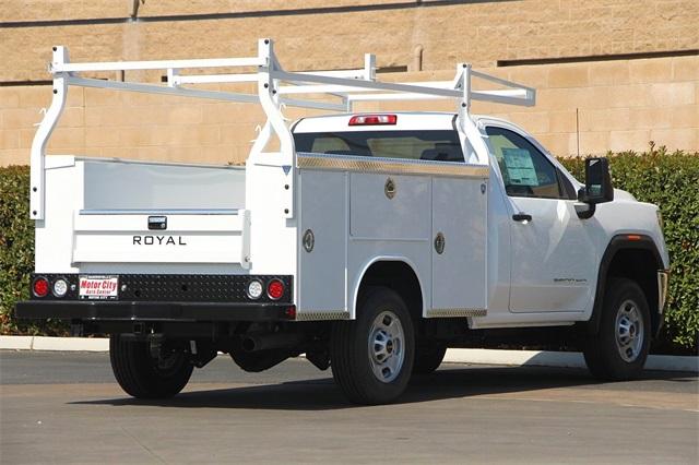 2020 GMC Sierra 2500 Regular Cab 4x2, Royal Service Body #C20092 - photo 1
