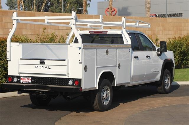 2020 GMC Sierra 2500 Double Cab 4x2, Royal Service Body #C20094 - photo 2