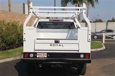 2020 GMC Sierra 2500 Double Cab 4x2, Royal Service Body #C20094 - photo 9
