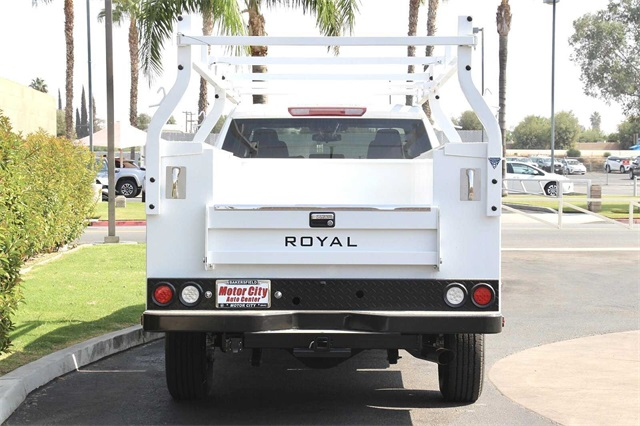2020 GMC Sierra 2500 Double Cab 4x2, Royal Service Body #C20098 - photo 7