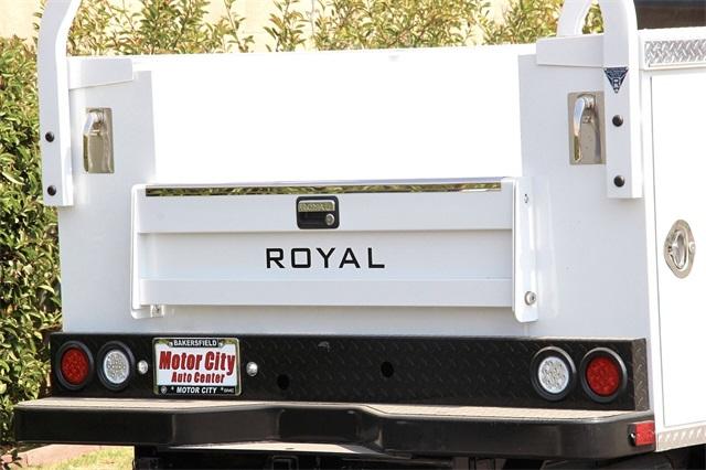 2020 GMC Sierra 2500 Double Cab 4x2, Royal Service Body #C20098 - photo 8