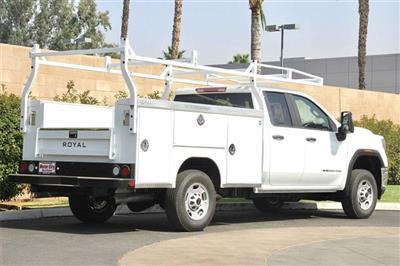 2020 GMC Sierra 2500 Double Cab 4x2, Royal Service Body #C20098 - photo 2