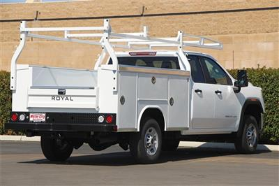 2020 GMC Sierra 2500 Double Cab 4x2, Royal Service Body #C20099 - photo 2