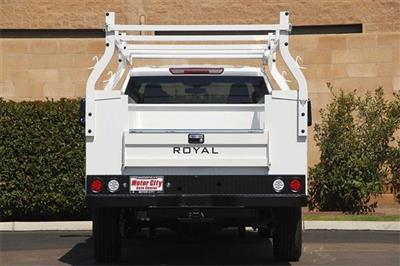 2020 GMC Sierra 2500 Double Cab 4x2, Royal Service Body #C20099 - photo 7