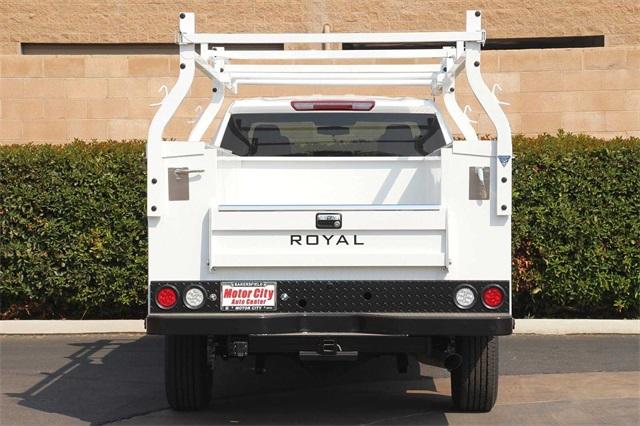 2020 GMC Sierra 2500 Double Cab 4x2, Royal Service Body #C20101 - photo 7