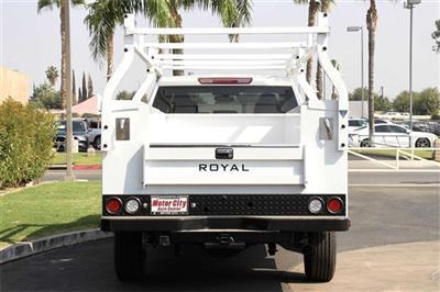 2020 GMC Sierra 2500 Double Cab 4x2, Royal Service Body #C20103 - photo 7