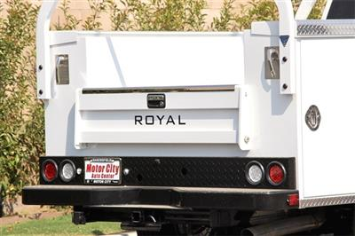 2020 GMC Sierra 2500 Double Cab 4x2, Royal Service Body #C20103 - photo 8