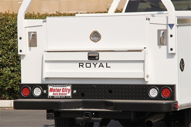 2020 GMC Sierra 2500 Regular Cab 4x2, Royal Service Body #C20104 - photo 8