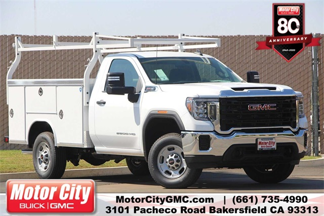 2020 GMC Sierra 2500 Regular Cab 4x2, Royal Service Body #C20105 - photo 1