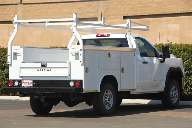 2020 GMC Sierra 2500 Regular Cab 4x2, Royal Service Body #C20105 - photo 2