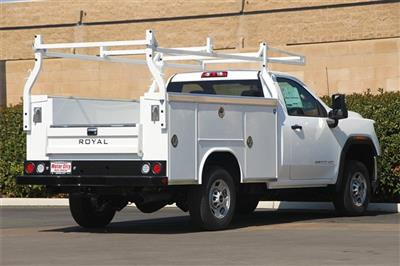 2020 GMC Sierra 2500 Regular Cab 4x2, Royal Service Body #C20106 - photo 12