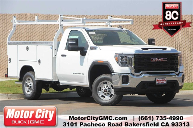 2020 GMC Sierra 2500 Regular Cab 4x2, Royal Service Body #C20107 - photo 1