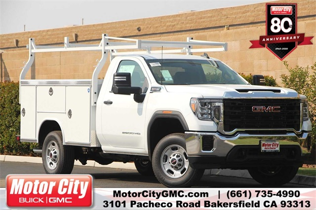 2020 GMC Sierra 2500 Regular Cab 4x2, Royal Service Body #C20108 - photo 1