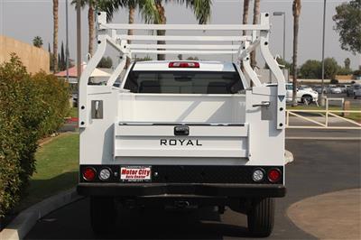 2020 GMC Sierra 2500 Regular Cab 4x2, Royal Service Body #C20108 - photo 7