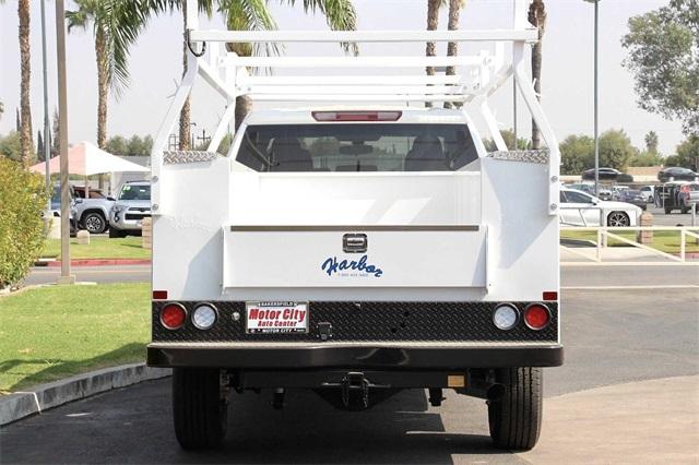 2020 GMC Sierra 2500 Double Cab 4x2, Harbor TradeMaster Service Body #C20115 - photo 7