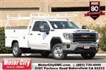 2020 GMC Sierra 2500 Double Cab 4x2, Harbor TradeMaster Service Body #C20115 - photo 1