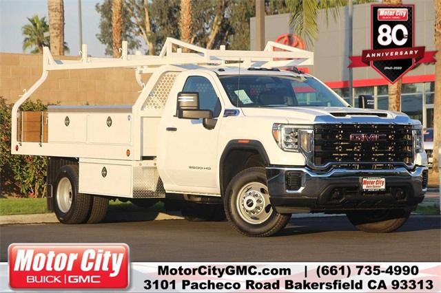2020 GMC Sierra 3500 Regular Cab 4x2, Royal Contractor Body #C20119 - photo 1
