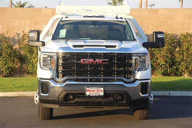 2020 GMC Sierra 3500 Regular Cab 4x2, Royal Contractor Body #C20119 - photo 4