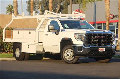 2020 GMC Sierra 3500 Regular Cab 4x2, Royal Contractor Body #C20119 - photo 3