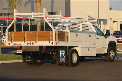 2020 GMC Sierra 3500 Regular Cab 4x2, Royal Contractor Body #C20119 - photo 2