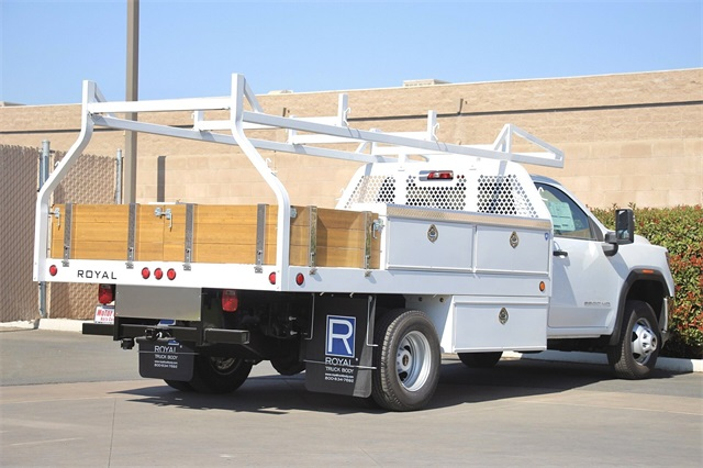 2020 GMC Sierra 3500 Regular Cab 4x2, Royal Contractor Body #C20122 - photo 1