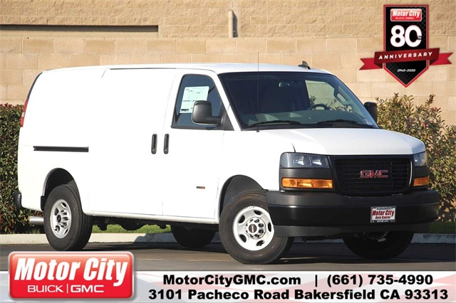 2020 GMC Savana 2500 4x2, Empty Cargo Van #C20123 - photo 1