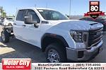 2021 GMC Sierra 2500 Double Cab 4x2, Cab Chassis #C21062 - photo 1