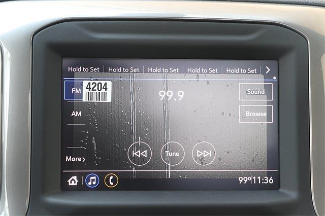 2021 Sierra 3500 Regular Cab 4x2,  Cab Chassis #C21097 - photo 16