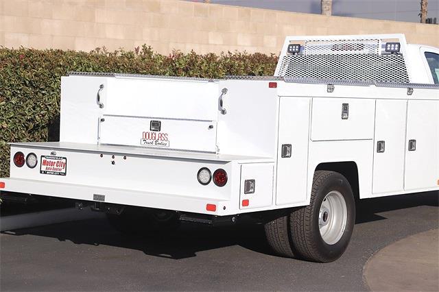 2021 Sierra 3500 Regular Cab 4x2,  Cab Chassis #C21098 - photo 7