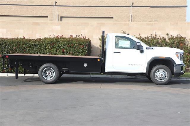 2021 Sierra 3500 Regular Cab 4x2,  Cab Chassis #C21101 - photo 5