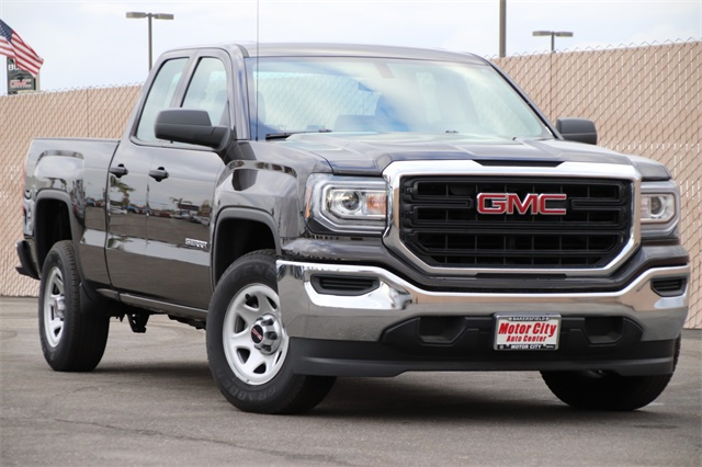 2018 Sierra 1500 Extended Cab 4x2, Pickup #G181259 - photo ...
