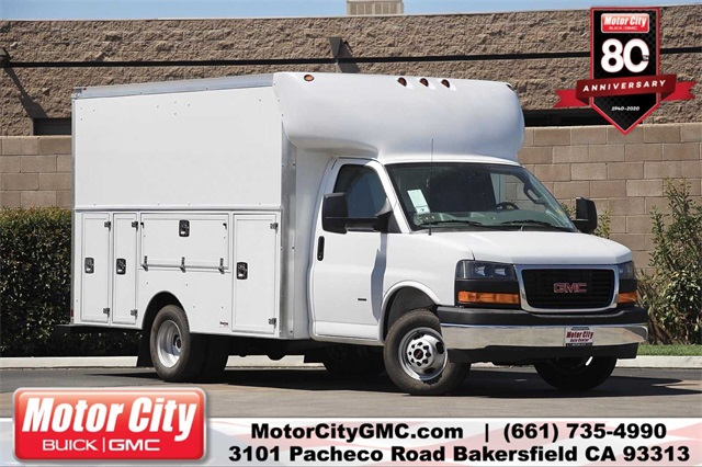 2020 GMC Savana 3500 4x2, Supreme Spartan Service Utility Van #G200672 - photo 1