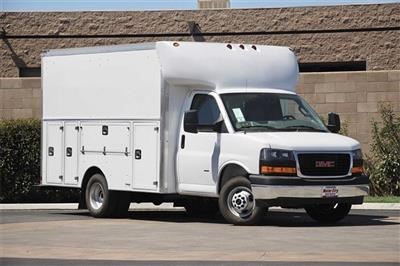 2020 GMC Savana 3500 4x2, Supreme Spartan Service Utility Van #G200672 - photo 3