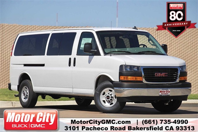 2020 GMC Savana 3500 4x2, Passenger Wagon #G200889 - photo 1