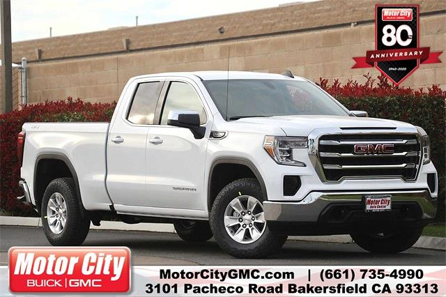 2021 GMC Sierra 1500 Double Cab 4x4, Pickup #G210119 - photo 1