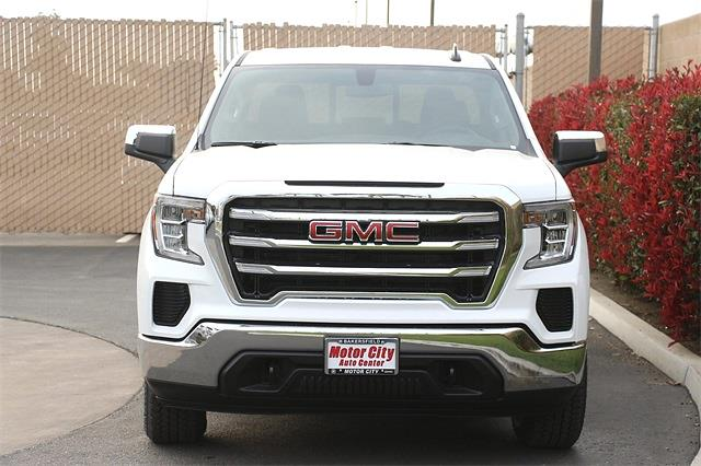 2021 GMC Sierra 1500 Double Cab 4x4, Pickup #G210119 - photo 4