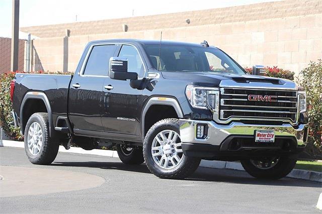 2021 GMC Sierra 2500 Crew Cab 4x4, Pickup #G210207 - photo 1